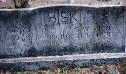 SISK, SAMUAL - Stone County, Arkansas | SAMUAL SISK - Arkansas Gravestone Photos