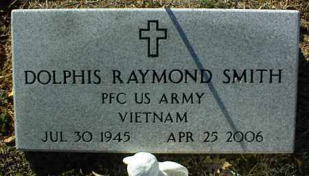 SMITH (VETERAN VIET), DOLPHIS RAYMOND - Stone County, Arkansas | DOLPHIS RAYMOND SMITH (VETERAN VIET) - Arkansas Gravestone Photos