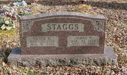 STAGGS, GRACE O - Stone County, Arkansas | GRACE O STAGGS - Arkansas Gravestone Photos
