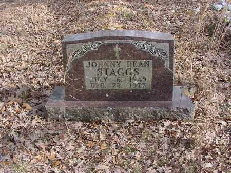 STAGGS, JOHNNY DEAN - Stone County, Arkansas | JOHNNY DEAN STAGGS - Arkansas Gravestone Photos