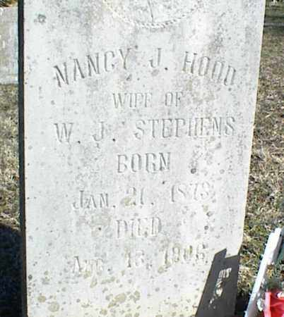 STEPHENS, NANCY J. - Stone County, Arkansas | NANCY J. STEPHENS - Arkansas Gravestone Photos