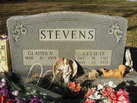 STEVENS, CECIL O - Stone County, Arkansas | CECIL O STEVENS - Arkansas Gravestone Photos