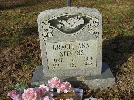 STEVENS, GRACIE - Stone County, Arkansas | GRACIE STEVENS - Arkansas Gravestone Photos