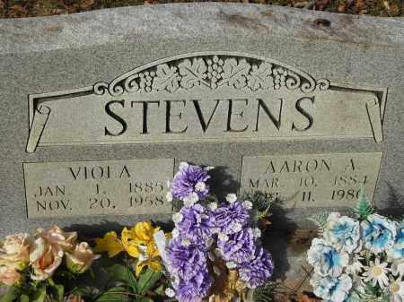 STEVENS, AARON - Stone County, Arkansas | AARON STEVENS - Arkansas Gravestone Photos
