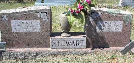 STEWART, JOHN E. - Stone County, Arkansas | JOHN E. STEWART - Arkansas Gravestone Photos