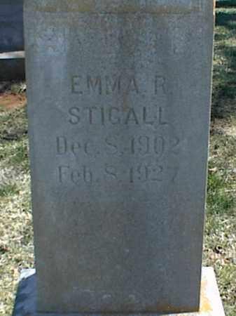 STIGALL, EMMA R. - Stone County, Arkansas | EMMA R. STIGALL - Arkansas Gravestone Photos