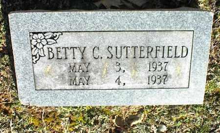 SUTTERFIELD, BETTY C. - Stone County, Arkansas   BETTY C. SUTTERFIELD - Arkansas Gravestone Photos