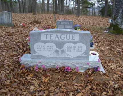 BEAVERS TEAGUE, CARA MAE - Stone County, Arkansas | CARA MAE BEAVERS TEAGUE - Arkansas Gravestone Photos