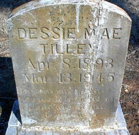 TILLEY, DESSIE MAE - Stone County, Arkansas | DESSIE MAE TILLEY - Arkansas Gravestone Photos