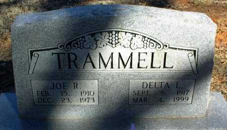 TRAMMELL, JOE R. - Stone County, Arkansas | JOE R. TRAMMELL - Arkansas Gravestone Photos