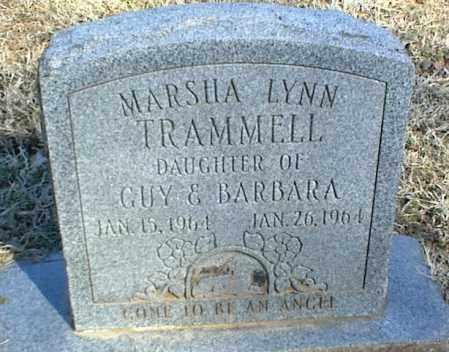 TRAMMELL, MARSHA LYNN - Stone County, Arkansas | MARSHA LYNN TRAMMELL - Arkansas Gravestone Photos