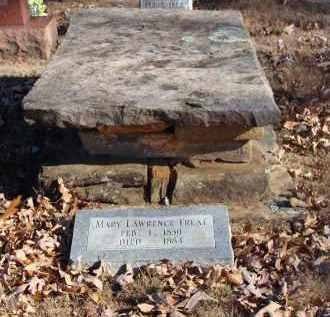 TREAT, MARY - Stone County, Arkansas | MARY TREAT - Arkansas Gravestone Photos