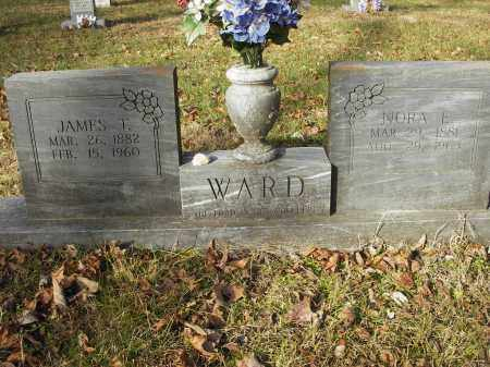WARD, NORA - Stone County, Arkansas | NORA WARD - Arkansas Gravestone Photos