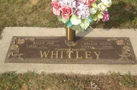 WHITLEY, NELLIE JOYCE - Stone County, Arkansas | NELLIE JOYCE WHITLEY - Arkansas Gravestone Photos