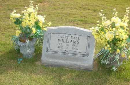 WILLIAMS, LARRY DALE - Stone County, Arkansas | LARRY DALE WILLIAMS - Arkansas Gravestone Photos