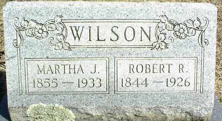 WILSON, ROBERT R. - Stone County, Arkansas | ROBERT R. WILSON - Arkansas Gravestone Photos