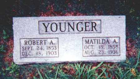 YOUNGER, ROBERT ALBERT - Stone County, Arkansas | ROBERT ALBERT YOUNGER - Arkansas Gravestone Photos