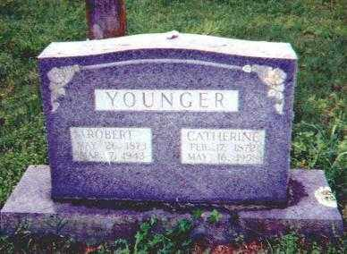 YOUNGER, CATHERINE - Stone County, Arkansas | CATHERINE YOUNGER - Arkansas Gravestone Photos
