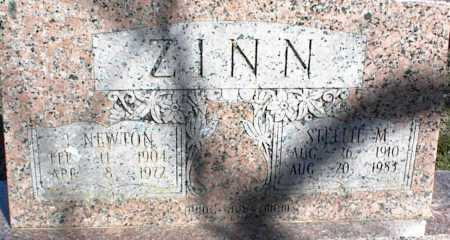 ZINN, STELLIE M. - Stone County, Arkansas | STELLIE M. ZINN - Arkansas Gravestone Photos