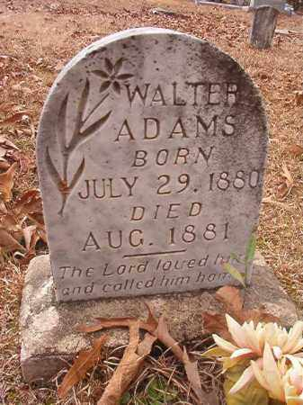 ADAMS, WALTER - Union County, Arkansas | WALTER ADAMS - Arkansas Gravestone Photos