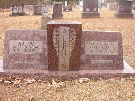 ALPHIN, STACIE - Union County, Arkansas | STACIE ALPHIN - Arkansas Gravestone Photos