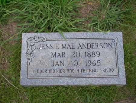 ANDERSON, JESSIE MAE - Union County, Arkansas | JESSIE MAE ANDERSON - Arkansas Gravestone Photos