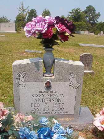 ANDERSON, KIZZY SHONTA - Union County, Arkansas | KIZZY SHONTA ANDERSON - Arkansas Gravestone Photos