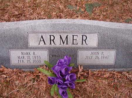 ARMER, MARK RAMDELL - Union County, Arkansas | MARK RAMDELL ARMER - Arkansas Gravestone Photos