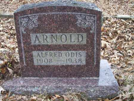 ARNOLD, ALFRED ODIS - Union County, Arkansas | ALFRED ODIS ARNOLD - Arkansas Gravestone Photos