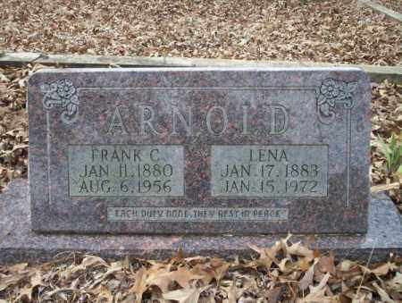 ARNOLD, LENA - Union County, Arkansas | LENA ARNOLD - Arkansas Gravestone Photos