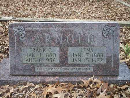 ARNOLD, FRANK C - Union County, Arkansas | FRANK C ARNOLD - Arkansas Gravestone Photos