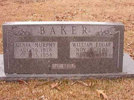 BAKER, GENIA - Union County, Arkansas | GENIA BAKER - Arkansas Gravestone Photos