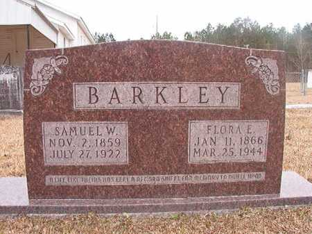 BARKLEY, FLORA E - Union County, Arkansas | FLORA E BARKLEY - Arkansas Gravestone Photos