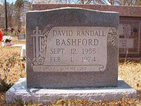 BASHFORD, DAVID RANDALL - Union County, Arkansas | DAVID RANDALL BASHFORD - Arkansas Gravestone Photos
