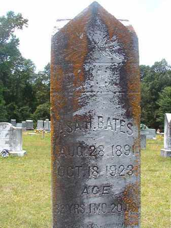 BATES, ASA H - Union County, Arkansas | ASA H BATES - Arkansas Gravestone Photos