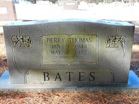 BATES, BERRY THOMAS - Union County, Arkansas | BERRY THOMAS BATES - Arkansas Gravestone Photos
