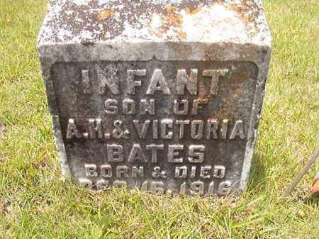 BATES, INFANT SON - Union County, Arkansas | INFANT SON BATES - Arkansas Gravestone Photos