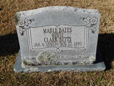 BETTS, MABEL - Union County, Arkansas | MABEL BETTS - Arkansas Gravestone Photos