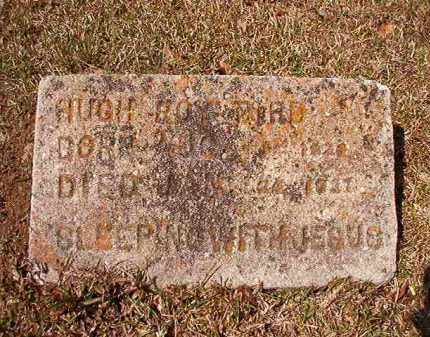 BIRD, HUGH ROY - Union County, Arkansas | HUGH ROY BIRD - Arkansas Gravestone Photos
