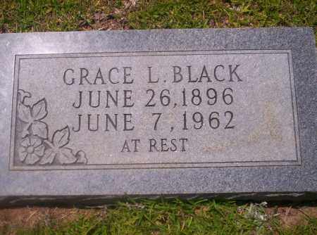 BLACK, GRACE L - Union County, Arkansas | GRACE L BLACK - Arkansas Gravestone Photos