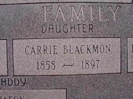 DETTENHEIM BLACKMON, CARRIE - Union County, Arkansas | CARRIE DETTENHEIM BLACKMON - Arkansas Gravestone Photos