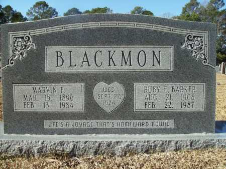 BLACKMON, RUBY E - Union County, Arkansas | RUBY E BLACKMON - Arkansas Gravestone Photos