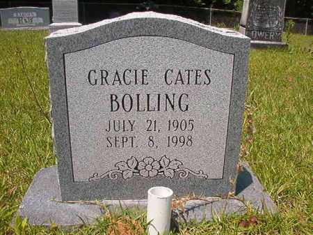 BOLLING, GRACIE - Union County, Arkansas | GRACIE BOLLING - Arkansas Gravestone Photos