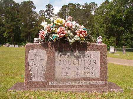 HALL BOUGHTON, EVELYN - Union County, Arkansas | EVELYN HALL BOUGHTON - Arkansas Gravestone Photos