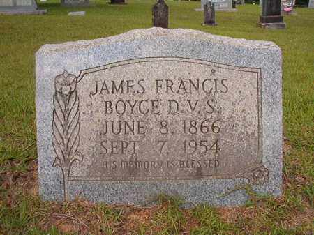 BOYCE D.V.S., JAMES FRANCIS - Union County, Arkansas | JAMES FRANCIS BOYCE D.V.S. - Arkansas Gravestone Photos