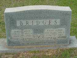BRIDGES, JAMES - Union County, Arkansas | JAMES BRIDGES - Arkansas Gravestone Photos