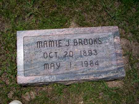 BROOKS, MAMIE J - Union County, Arkansas | MAMIE J BROOKS - Arkansas Gravestone Photos