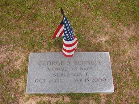 BURNETT (VETERAN WWII), GEORGE R - Union County, Arkansas | GEORGE R BURNETT (VETERAN WWII) - Arkansas Gravestone Photos