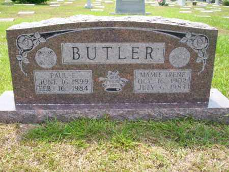 BUTLER, PAUL E - Union County, Arkansas | PAUL E BUTLER - Arkansas Gravestone Photos