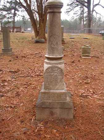 CAMPBELL, LOFTON C - Union County, Arkansas | LOFTON C CAMPBELL - Arkansas Gravestone Photos